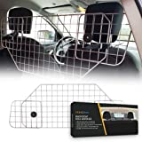 Dog Car Barriers for SUV - Adjustable Dog Gate for Car SUV or Other Vehicle, The Perfect Dog Dividers for SUV…