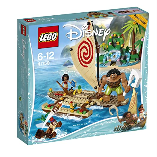 LEGO - 41150 - Disney Princess - Jeu de Constructi...