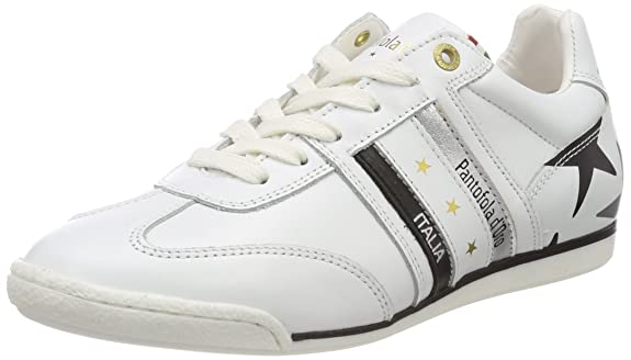Vasto Donne Low, Sneaker Donna, Bianco (Bright White), 40 EU Pantofola D'oro