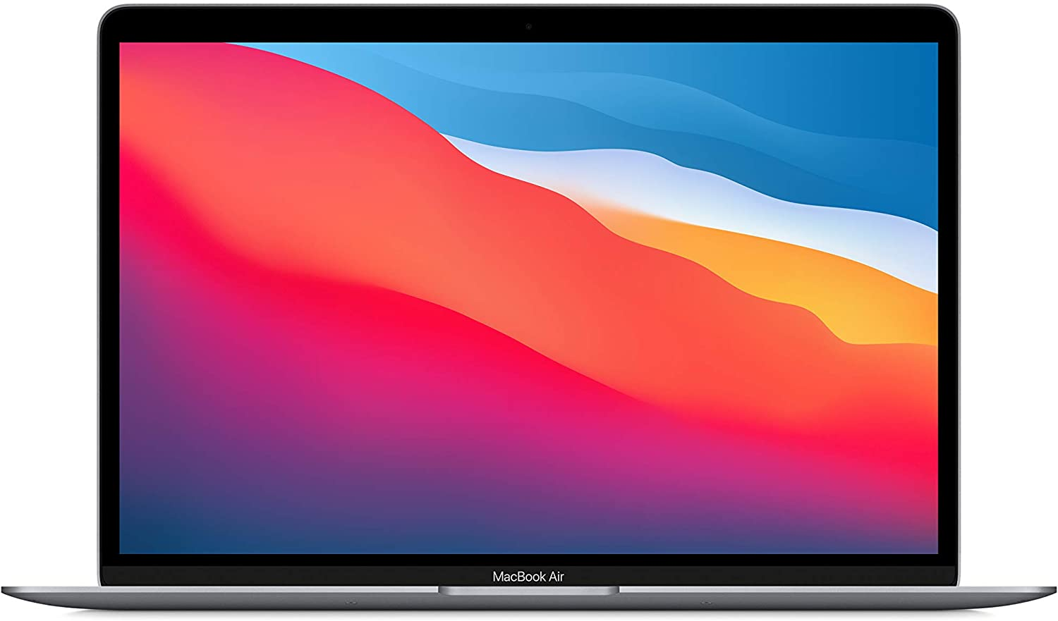 New Apple MacBook Air with Apple M1 Chip (13-inch, 8GB RAM, 256GB SSD Storage) -  (Latest Model)