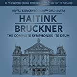 Bruckner: The Symphonies [10 CD/Blu-ray Audio Combo]