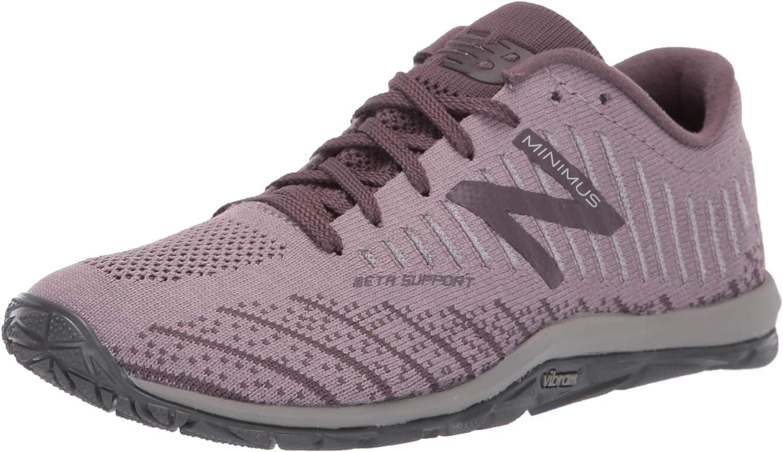 New Balance Minimus 20v7, Zapatillas Deportivas para Interior para Mujer, Rosa (Cashmere/Light Shale Rc7), 36 EU: Amazon.es: Zapatos y complementos