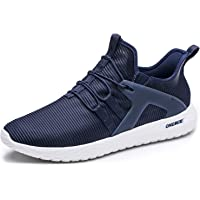 ONEMIX Slip-On Men's Road Running Shoes Sneakers Lightweight Breathable Outdoor Casual Sports Shoes for Men