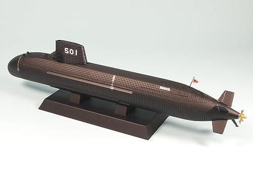 ピットロード 1/350 海上自衛隊 潜水艦 SS-501 そうりゅう JB04