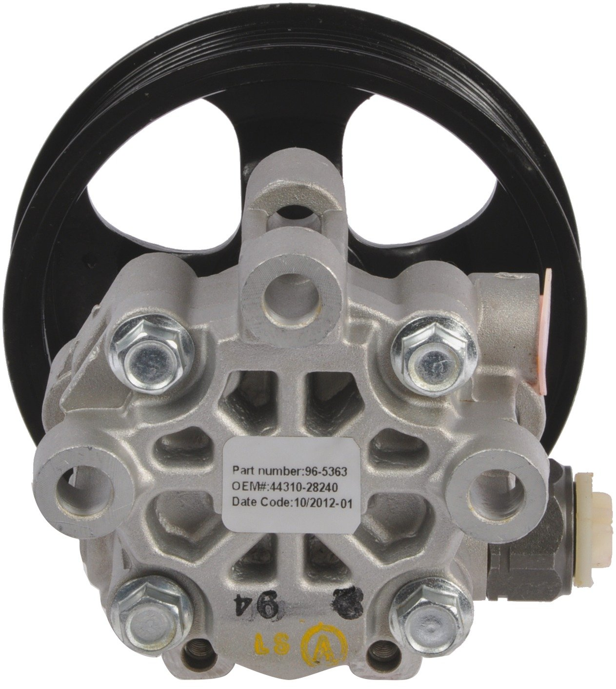 Cardone Select 96-5363 New Power Steering Pump without Reservoir