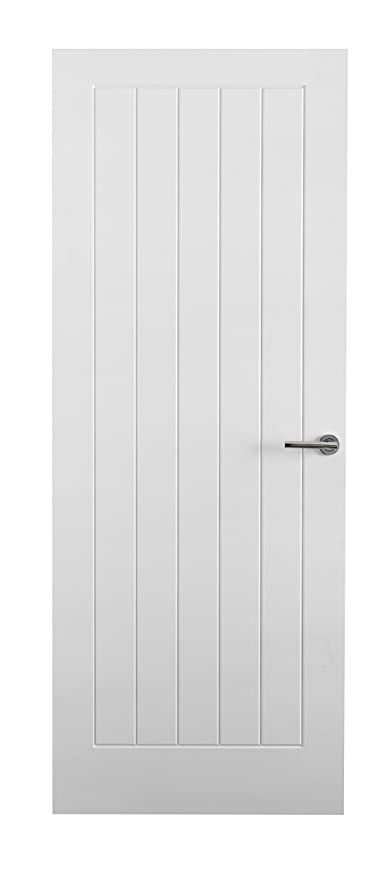 Premdor 37516 686 X 1981 X 35 Mm 5 Panel Vertical Textured Interior