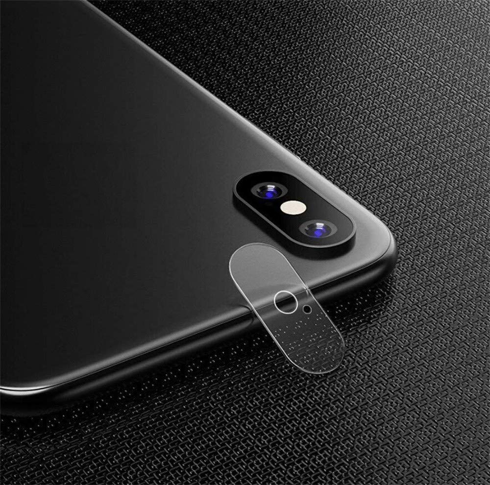 Ugood 2019 2X Back Rear Camera Lens Fibre Glass Screen Film Protector For iPhone XS/XS Max (For iPhone XS Max) by Ugood_ (Image #2)
