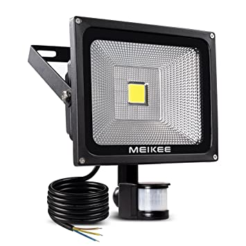 Meikee led security light with motion sensor 30w ip66 waterproof meikee led security light with motion sensor 30w ip66 waterproof outdoor led flood light aloadofball Images