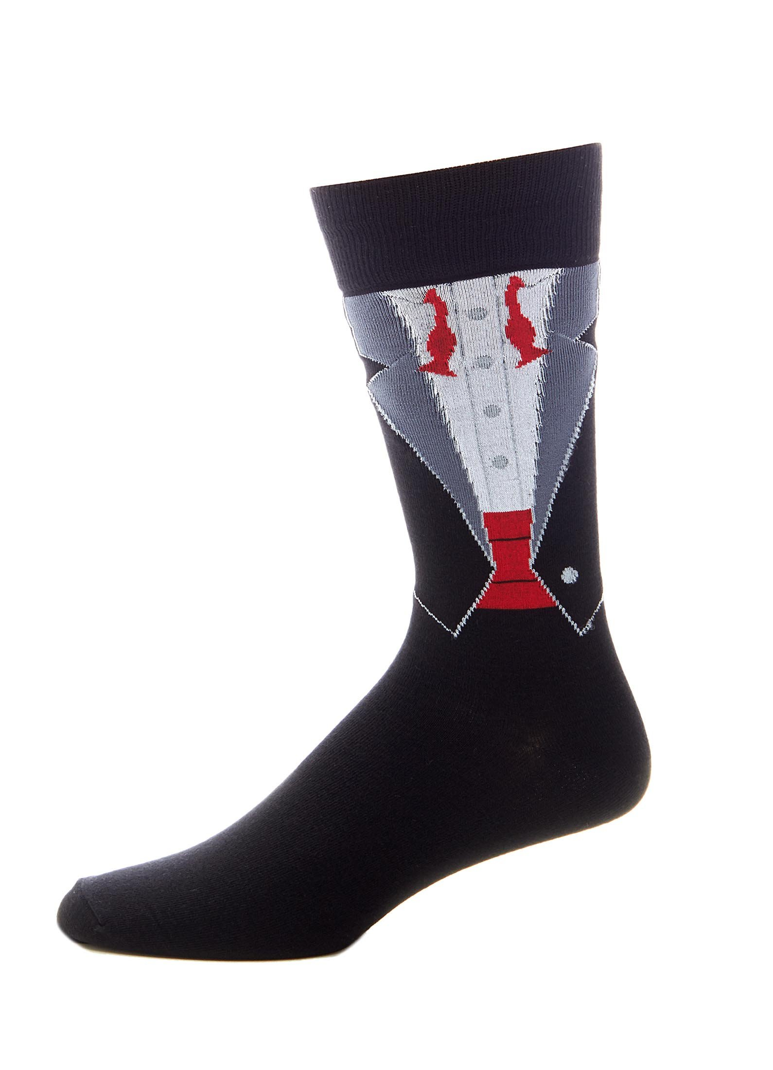 Fine Fit Man Cave Trouser Socks (Groom)