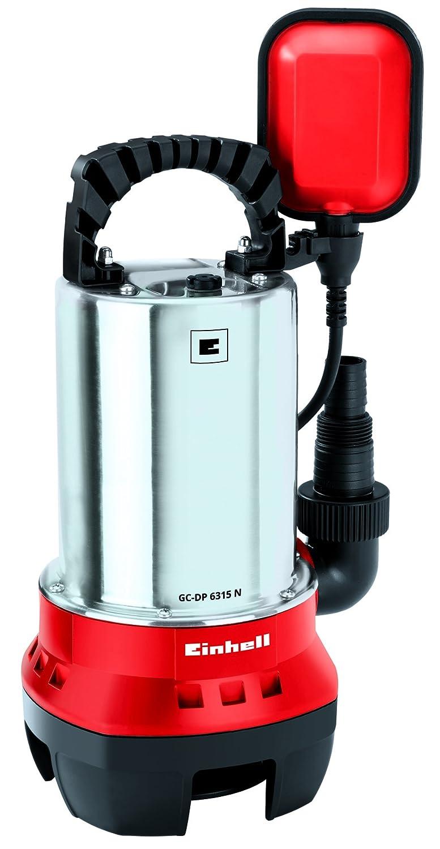 Einhell 4170481 Bomba DE Aguas SUCIAS GH-DP 5225 N, 520 W, 230 V 10 omas Bomba de agua residual