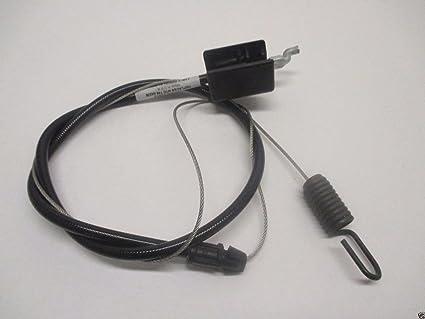 Amazon.com: Oregon Cable de control, MTD 746 – 04236 parte ...