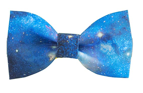 Dise?o De Corbata Cielo Estrellado Estampados Textiles Pajarita ...