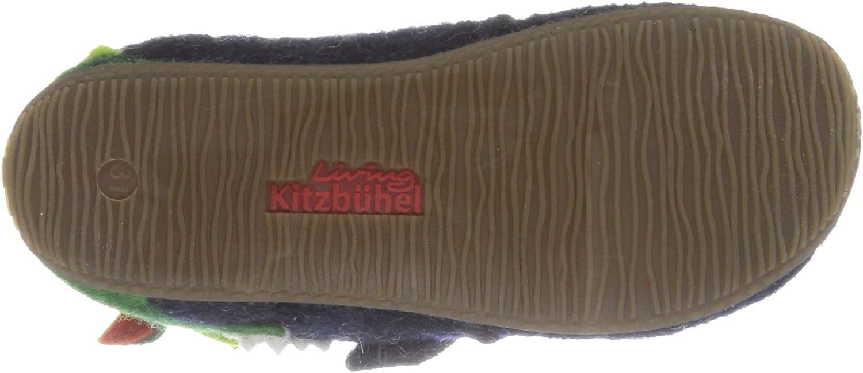 Living Kitzb/ühel Klettslipper Drache Und Flamme Zapatillas de casa Unisex beb/é