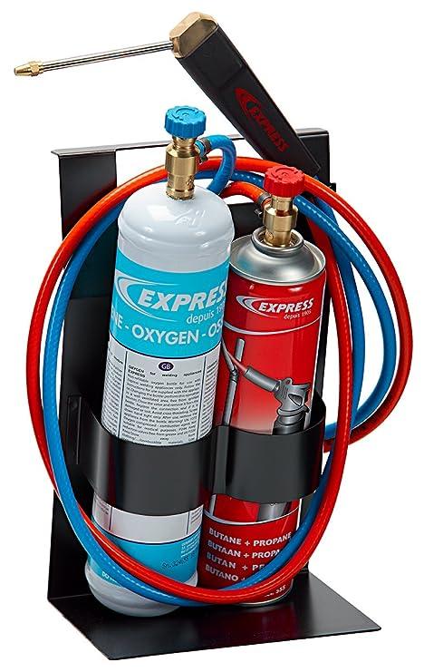 Abratools - Equipo oxy-butano/propano express-2901