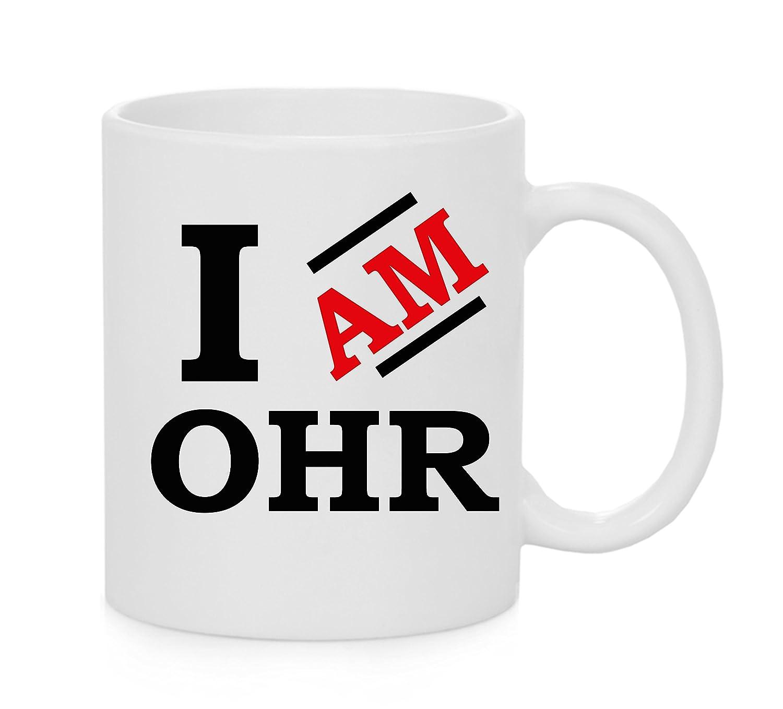 Amazon.com: I Am OHR Official Mug: Kitchen & Dining