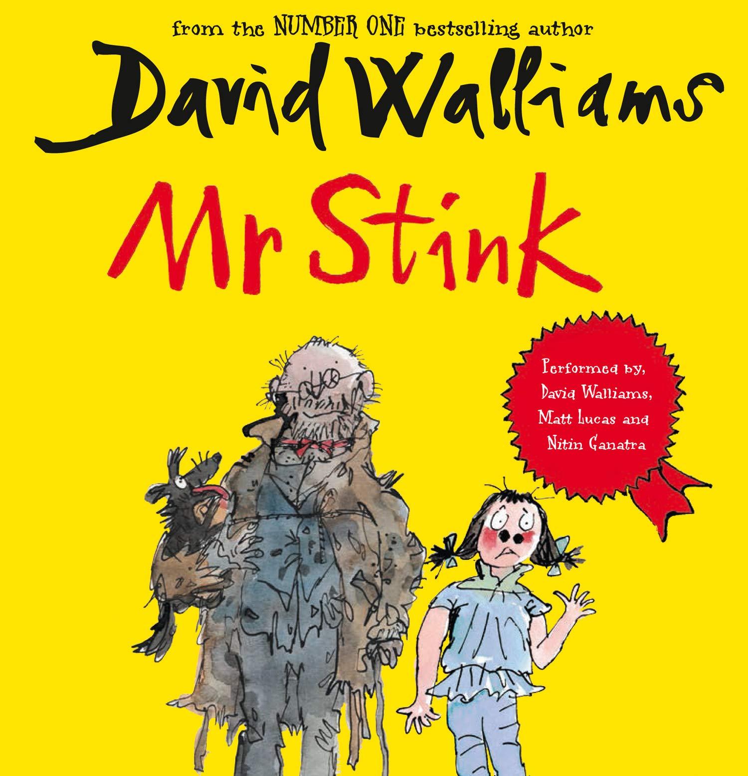 Mr Stink: Amazon.co.uk: Walliams, David, Walliams, David, Lucas, Matt,  Ganatra, Nitin: Books