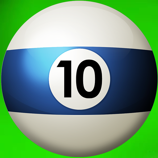 Ten Ball Billiards Games