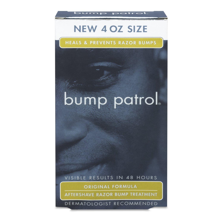 amazoncom bump patrol cool shave gel 4oz tube sensitive