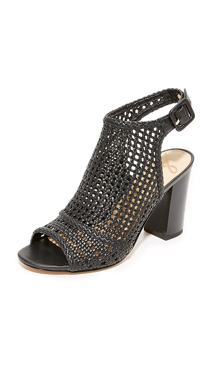 10b3e7cf8375 Sam Edelman Women s Evie Woven Bootie  Buy Online at Low Prices in India -  Amazon.in