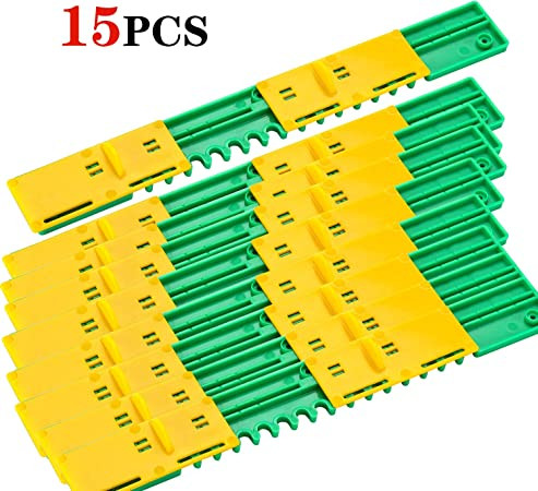 10 Pieces One-way Bee Entrance Escape Beehive Device Tools Plastic Durability