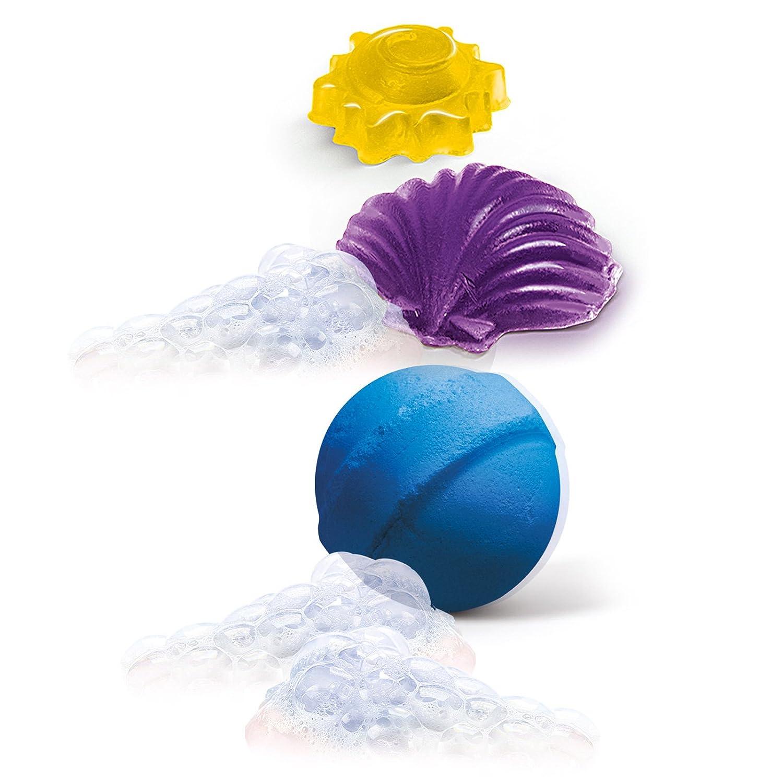 Ein Labor f/ür Herstellung von Seife und Badekugeln Badebomben Experimentierkasten Experimentierk/ästen Seifenherstellung Herstellen Seife gie/ßen Seifen und Badekugeln Selber machen Set f/ür Kinder