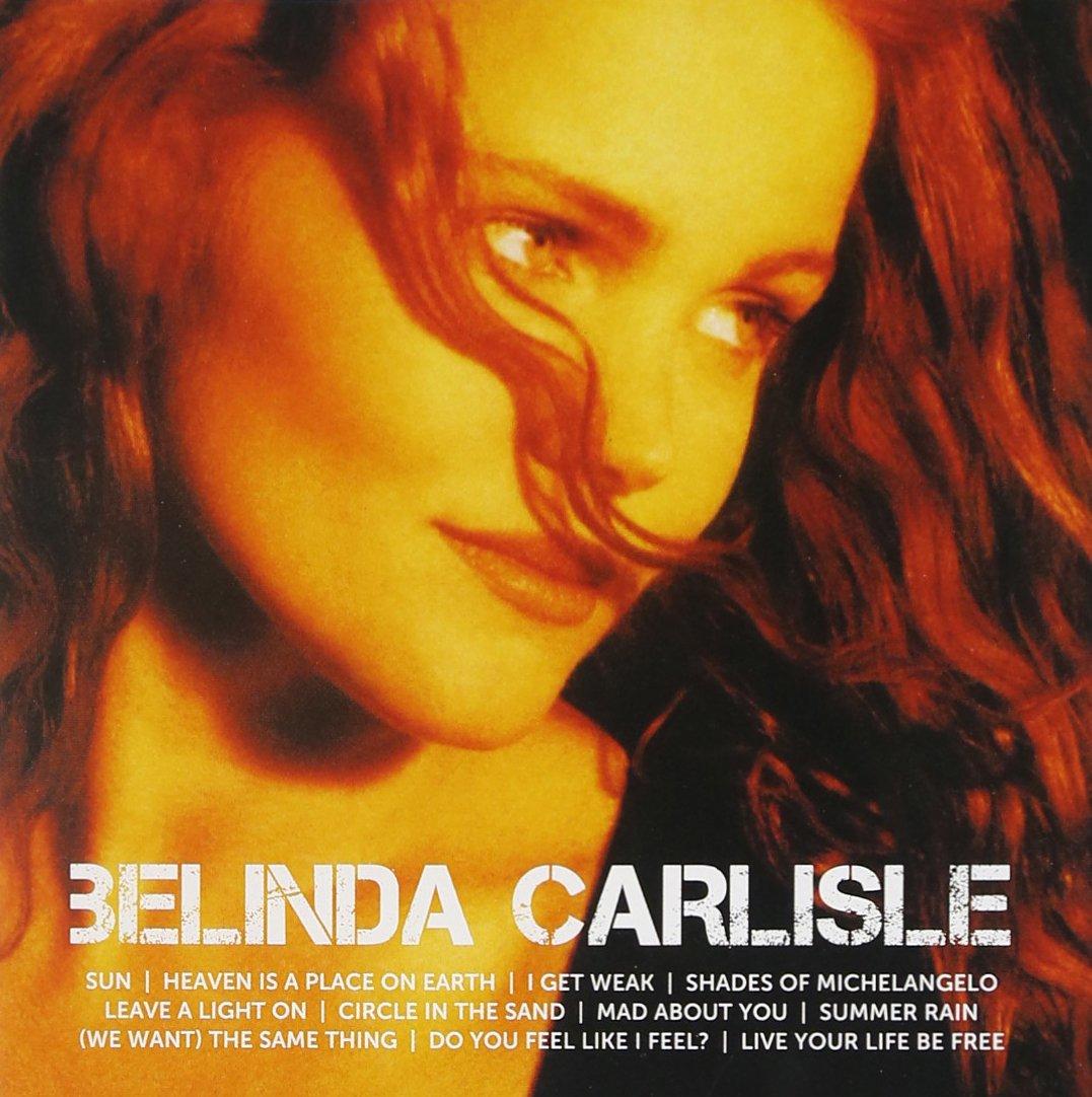 Belinda Carlisle Awesome Early POSTER