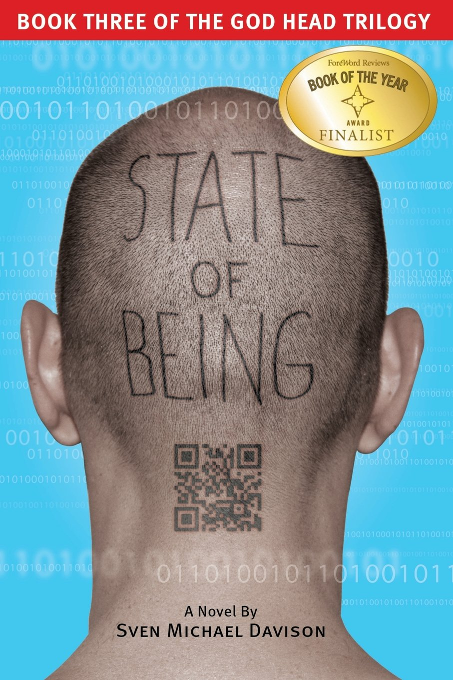 State of Being: Book Three of the God Head Trilogy (Volume 3) ebook