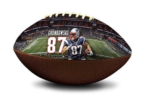 Photo File Rob Gronkowski New England Patriots NFL - Balón de ...