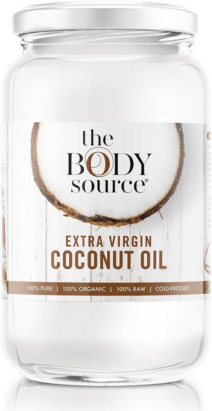 Aceite de Coco Virgen Extra de 1 Litro - Crudo y Prensado en Frío ...