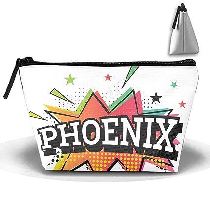 Bolsas de cosméticos Bolsa de aseo de viaje portátil Phoenix ...