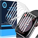 LK 6 Pack Screen Protector for Apple Watch Series 6 SE Series 5 Series 4 40mm, Model No. LK-40MM-1,Japanese Material…