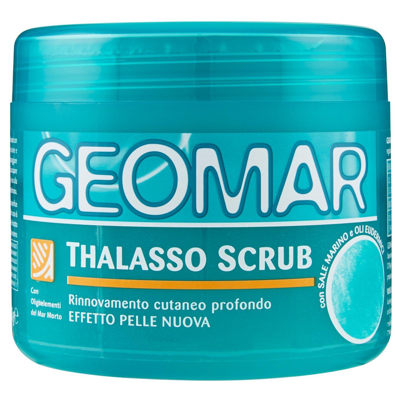 GEOMAR 600GR TALASSO SCRUB Mirato GEO00003