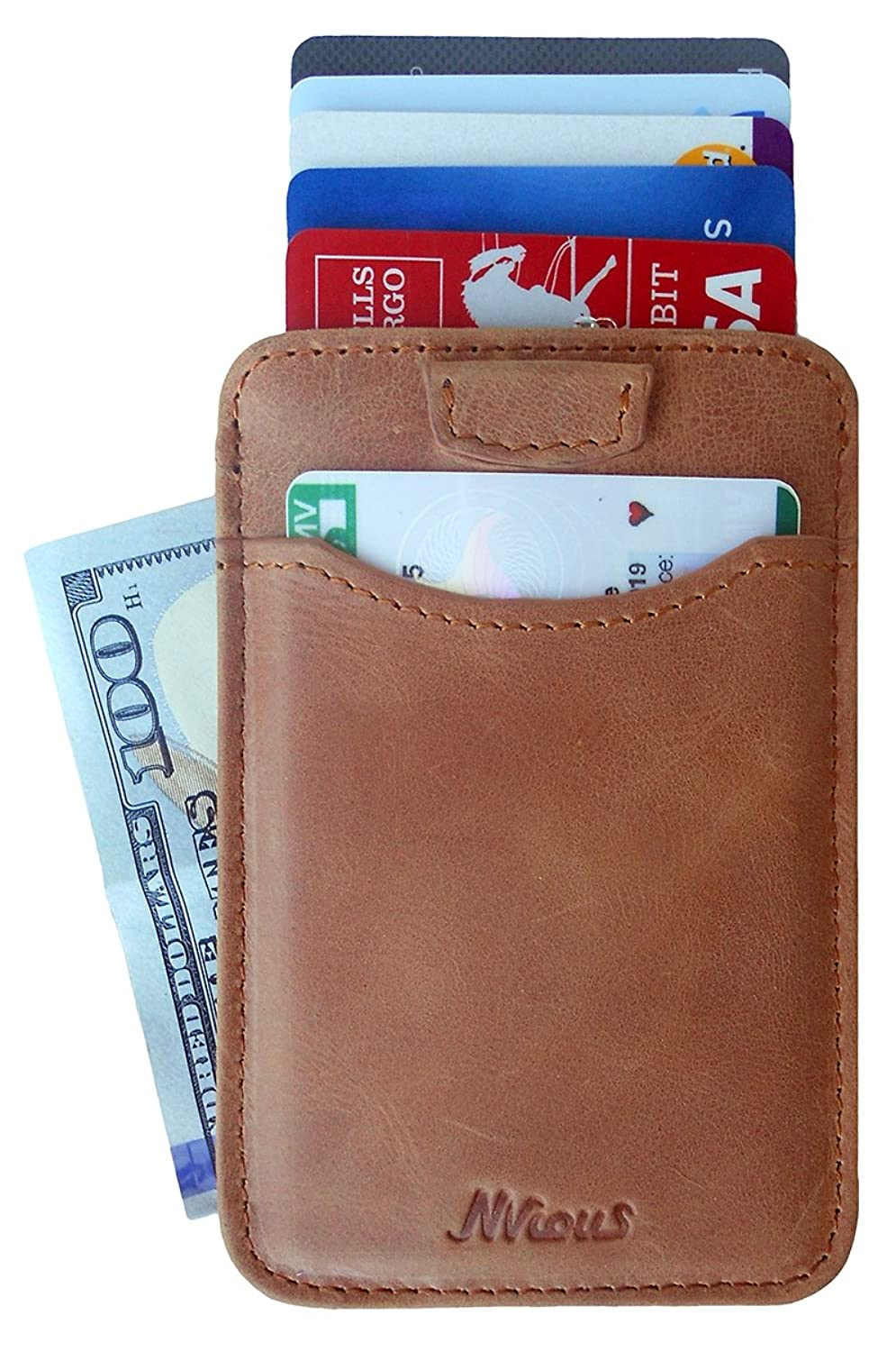 Front Pocket Wallet For Men Minimalist Wallet Men S Slim Wallet