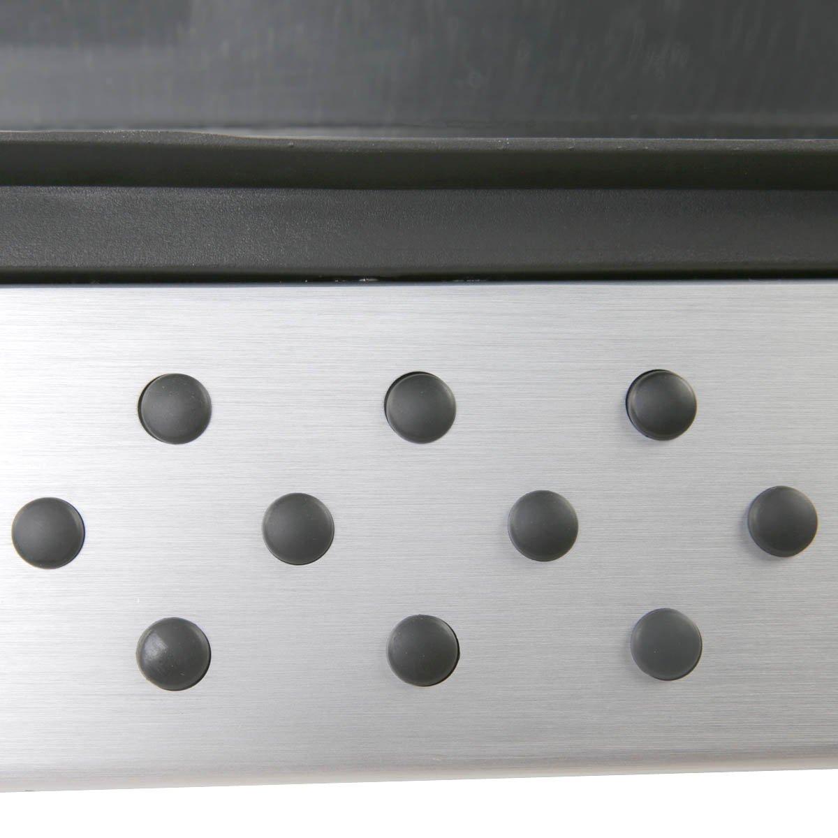 Aluminium Trittbretter Schwellen Bretter Schwellerrohre X5 E70 Bj 2006-2013
