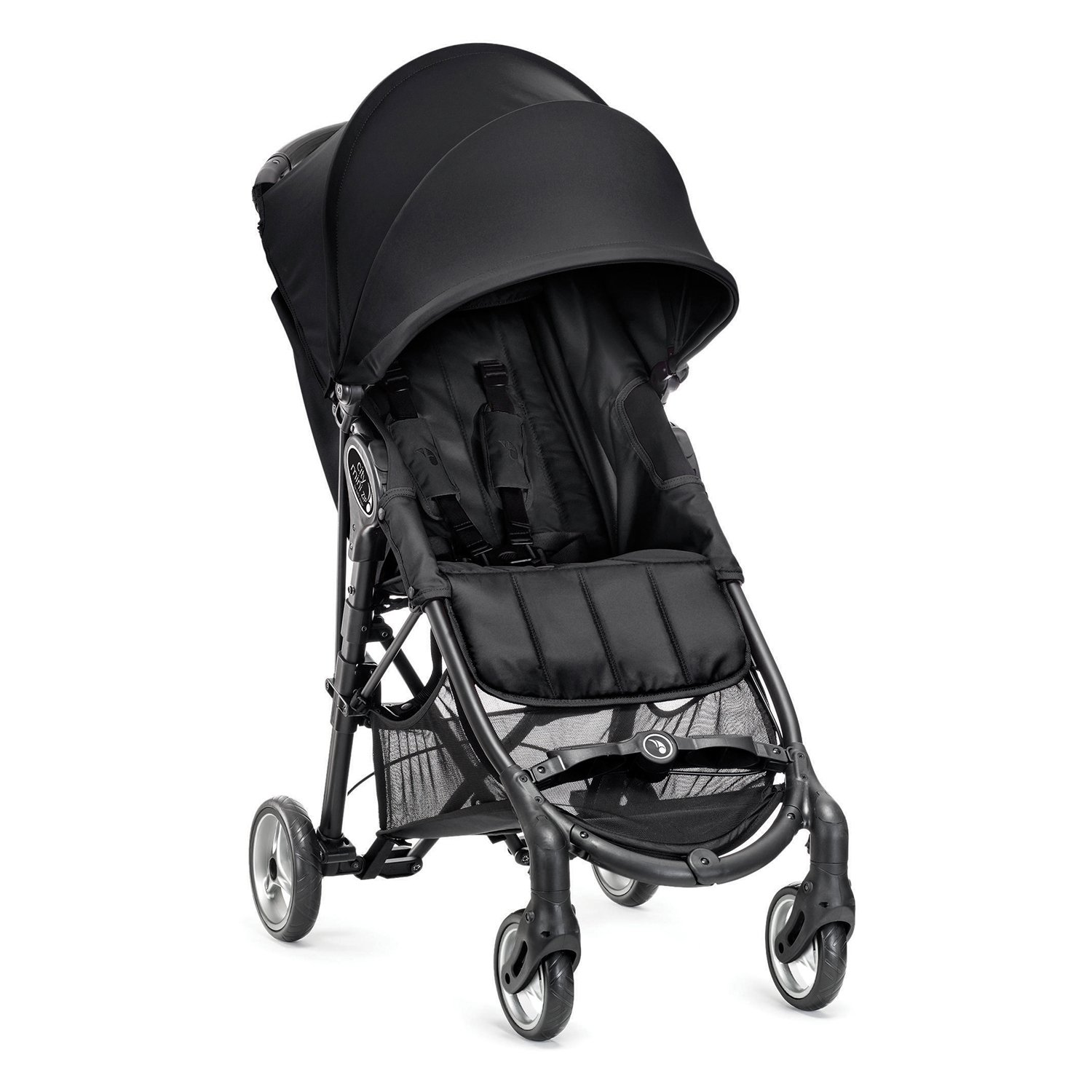 Baby Jogger City Mini ZIP Stroller In Black, BJ24410