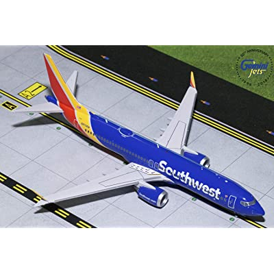 Gemini200 Southwest Airlines B737 MAX 8 N8706W 1:200 Scale Diecast Model: Toys & Games