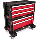 Chariot commode à outils tool Chest Keter avec 5 tiroirs