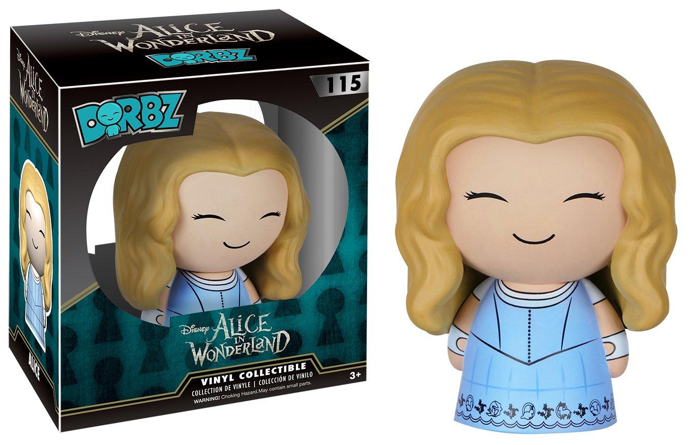 Alice Alice in Wonderland Action Figure Funko Dorbz