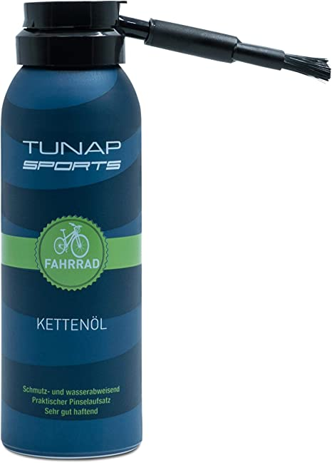 TUNAP SPORTS Aceite para cadenas, 125 ml: Amazon.es: Deportes y ...