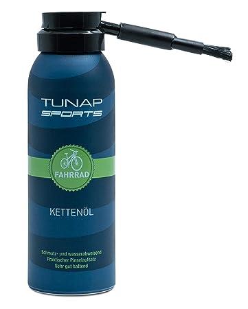 Tunap Sports Kettenöl Spray Und Dosier Pinsel 125 Ml Fahrrad