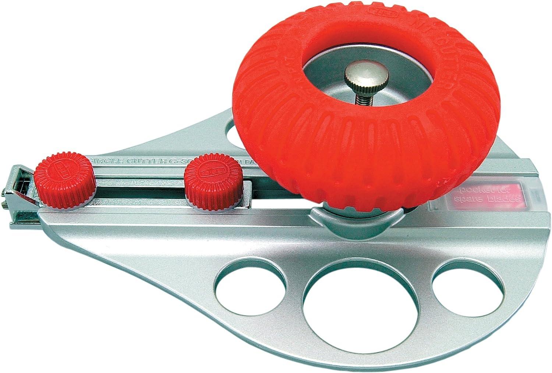 Aluminum Die-Cast Body Heavy-Duty Circle Cutter
