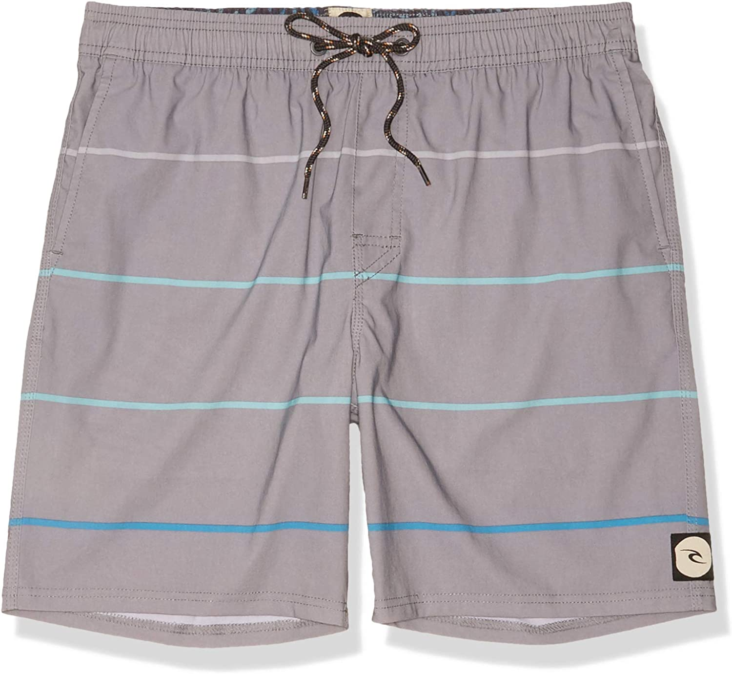 """Rip Curl Men's All Time Elastic Waist 18"""" Volley Shorts"""