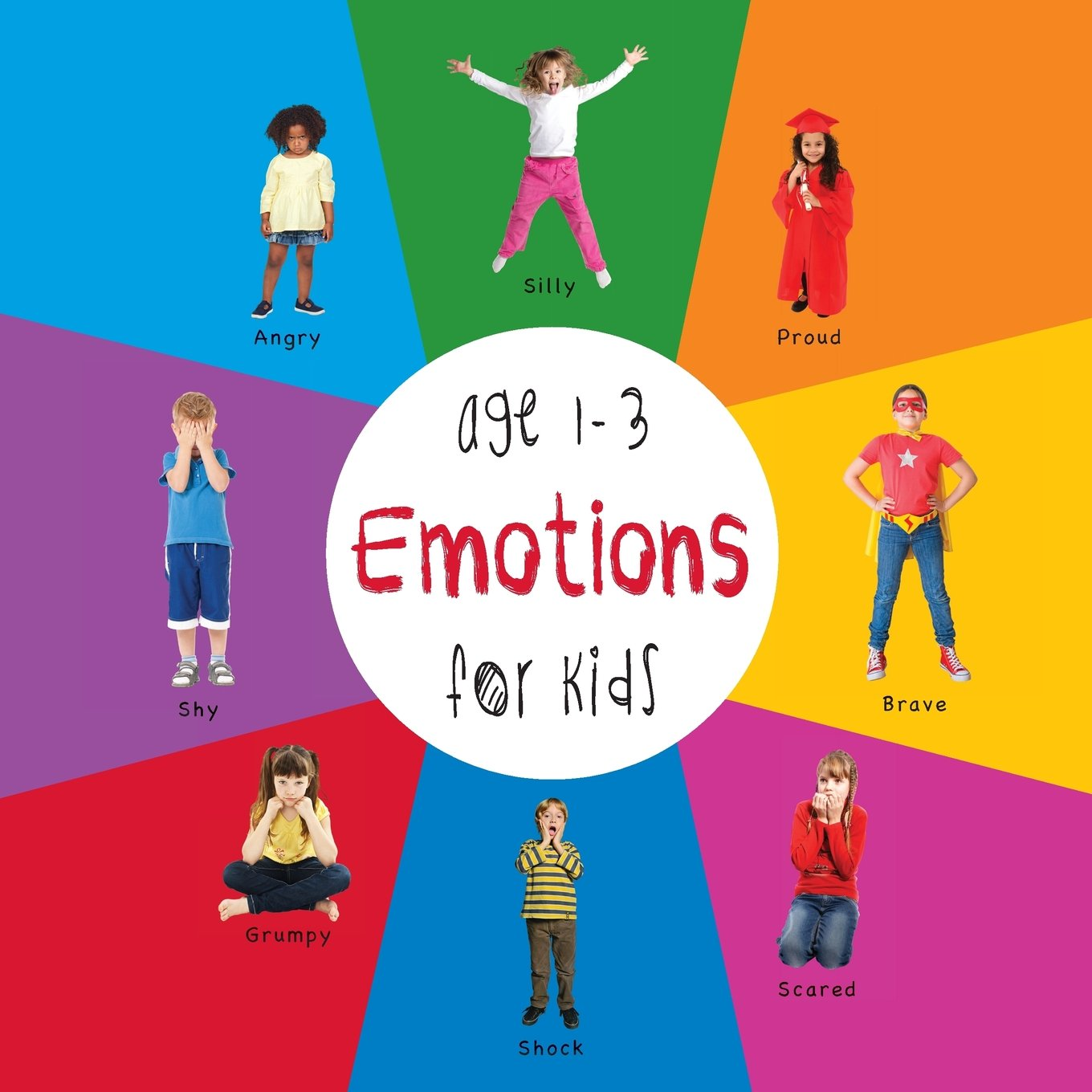 Read Online Emotions for Kids age 1-3 (Engage Early Readers: Children's Learning Books) with FREE EBOOK pdf