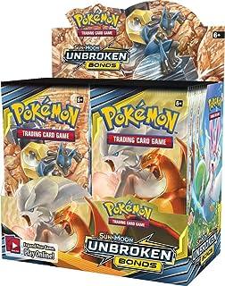 Caja de Entrenamiento de Cartas Pokémon 15079 TCG Sol y Luna ...
