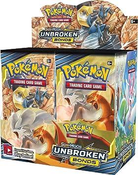 Pokémon POC433 TCG Sun und Moon Elite Trainer Box - Juego de Cartas, en inglés