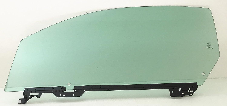NAGD Driver//Left Side Door Window for 1994-2004 Ford Mustang 2 Door Coupe and Convertible Door Glass Replacement