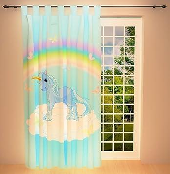 Amazon De Clever Kauf 24 Vorhang Gardine Fur Das Kinderzimmer