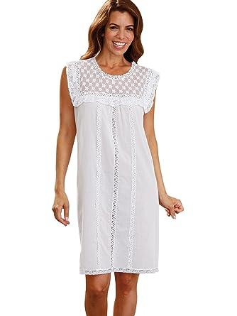 2a2818c1c6 Schweitzer Linen Alexis Nightgown Nightgowns