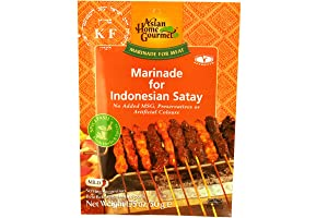 Asian Home Gourmet: Indonesian Meat Satay (Pack of 1 of 1.75 Oz.)