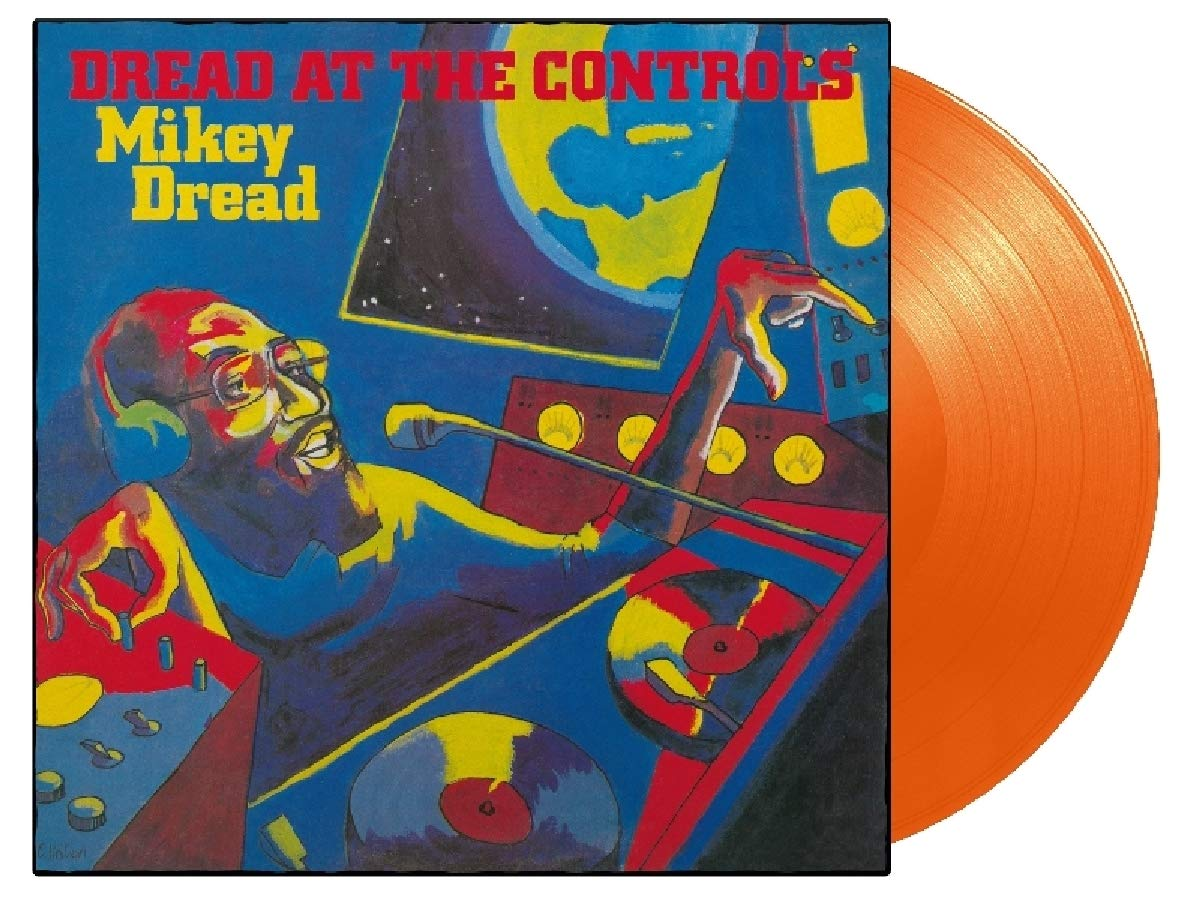 Vinilo : Mikey Dread - Dread At The Controls (Orange, Limited Edition, 180 Gram Vinyl)